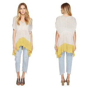 NWT Free People Storm Clouds Tunic